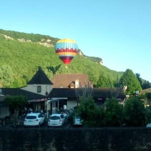 les montgolfiéres